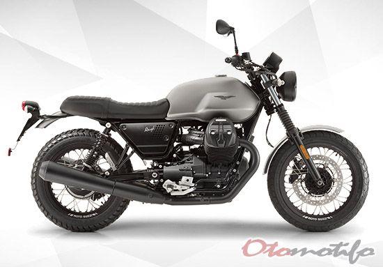 Harga Motor Moto Guzzi V7 III Rough