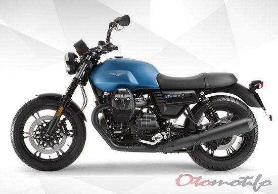 Harga Motor Moto Guzzi V7 III Stone