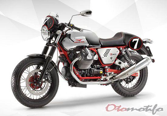 Harga Motor Moto Guzzi V7 Racer 2012