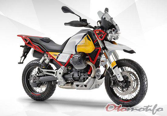 Harga Motor Moto Guzzi V85 TT