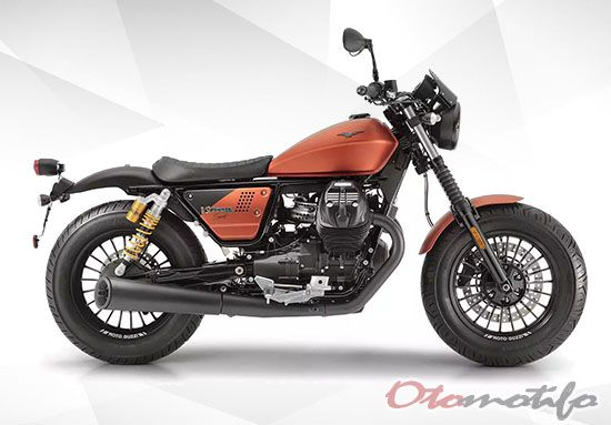 Harga Motor Moto Guzzi V9 Bobber Sport