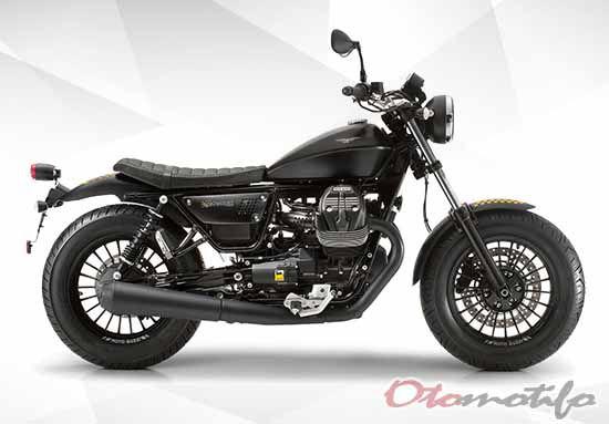Harga Motor Moto Guzzi V9 Bobber