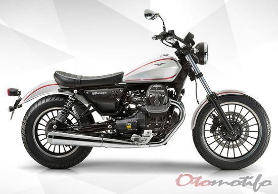 Harga Motor Moto Guzzi V9 Roamer