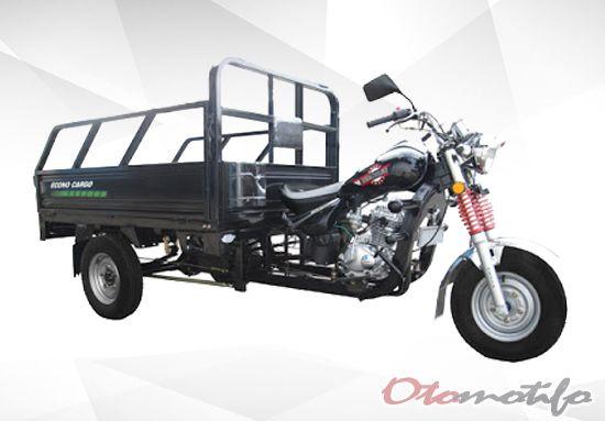 Harga Motor Roda Tiga Tossa Hercules 200