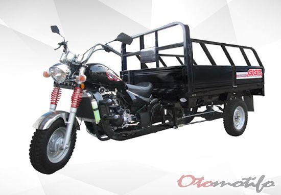 Harga Motor Roda Tiga Tossa Hercules 250