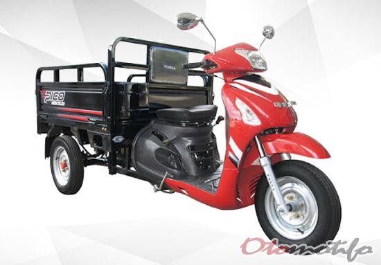 Harga Motor Roda Tiga Tossa Pico 110 XB