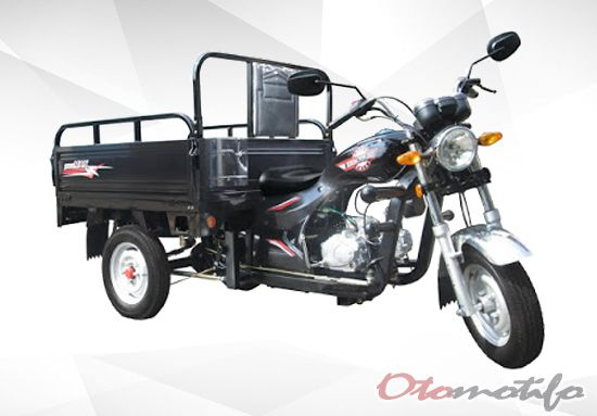 Harga Motor Roda Tiga Tossa Pico Max