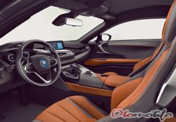 Interior BMW i8 Coupe