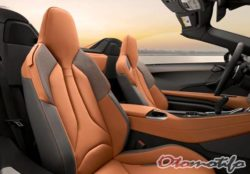 Interior BMW i8 Roadster