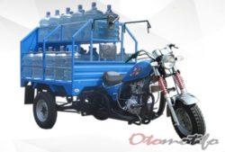 Modifikasi Bak Galon Motor Roda Tiga Tossa
