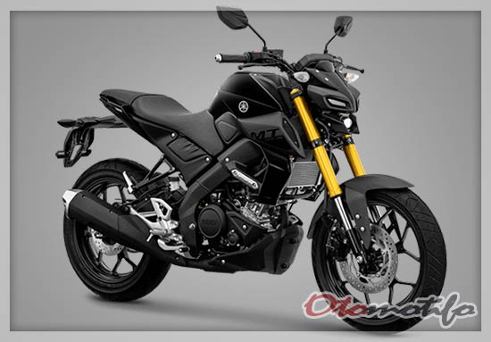 Motor Yamaha MT-15 Indonesia