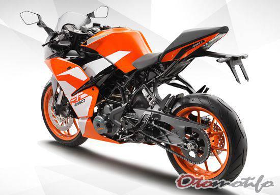 Performa KTM RC 250