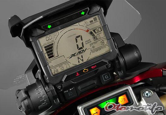 Speedometer Honda X-ADV