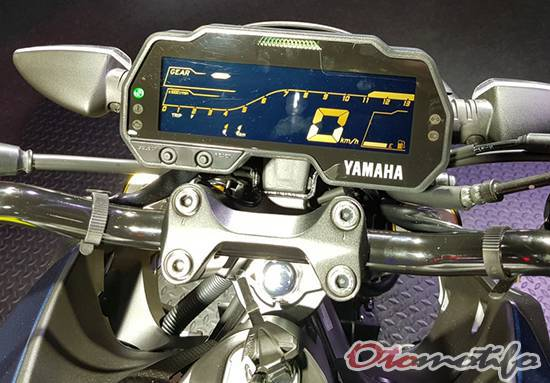 Speedometer Yamaha MT-15