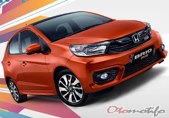 Spesifikasi All New Honda Brio RS
