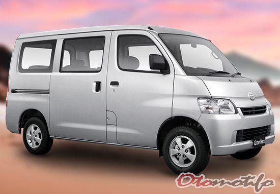 Spesifikasi dan Harga Daihatsu Gran Max