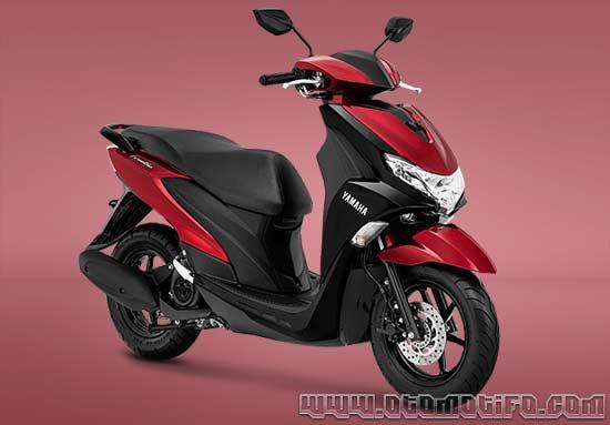 Spesifikasi dan Harga Yamaha FreeGo