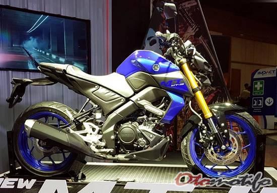 Warna Yamaha MT-15