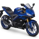 Warna Yamaha R25 Racing Blue