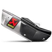 Akrapovic Yamaha R1 Slip On
