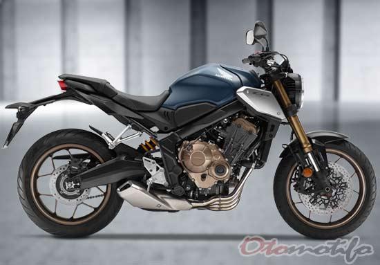 Desain Honda CB650R
