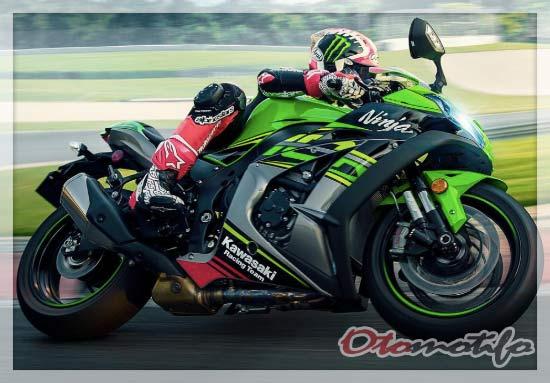 Spesifikasi Kawasaki Ninja ZX10R