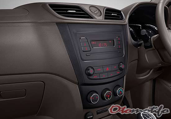 Fitur Interior Wuling Formo