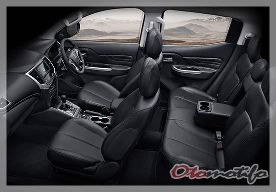 Gambar Interior Mitsubishi Triton