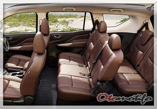 Gambar Interior Nissan Terra
