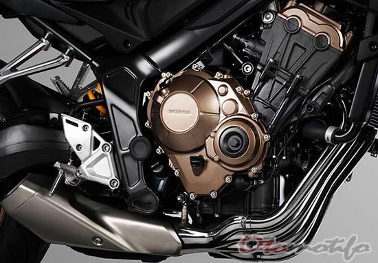 Spesifikasi Mesin Honda CB650R