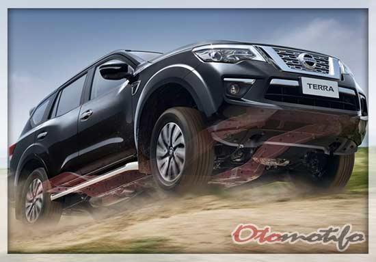 Gambar Mobil Nissan Terra