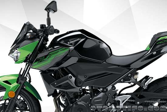 Gambar Kawasaki Z400