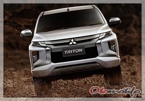 Gambar New Mitsubishi Triton