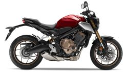 HONDA CB650R CANDY CHROMOSPHERE RED