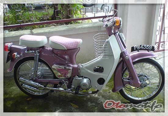 Harga Honda C70