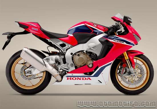 Gambar Honda CBR1000RR SP1