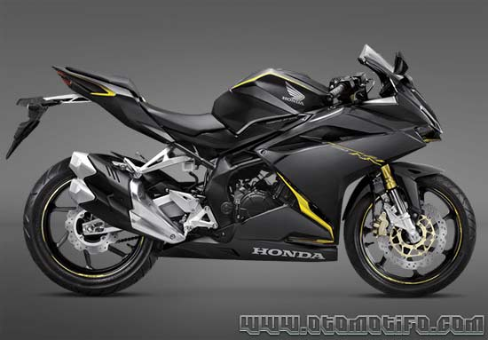 Gambar Honda CBR250RR ABS