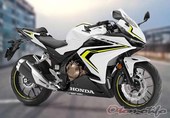 Harga Honda CBR500R