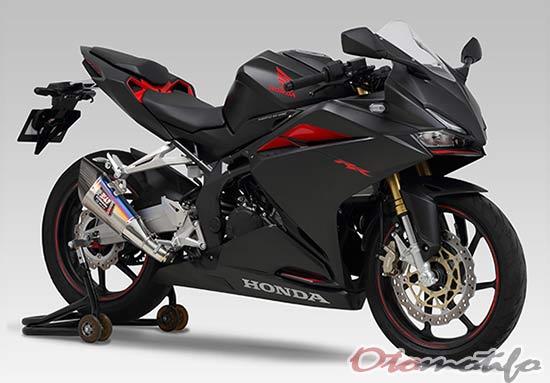 Harga Knalpot Yoshimura Honda CBR250RR