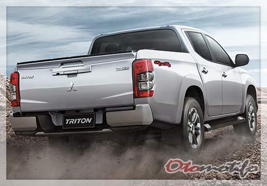 Harga Mitsubishi Triton