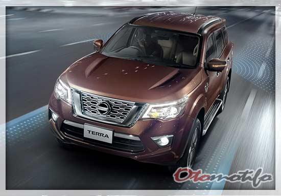 Harga Nissan Terra Terbaru