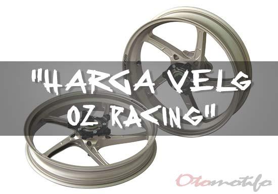 Harga Velg Motor Terbaik OZ Racing