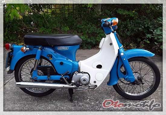 Honda C70 Original