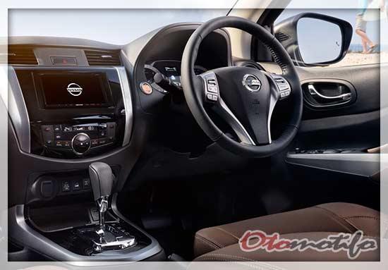 Interior Mobil Nissan Terra