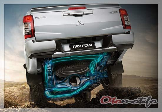 Suspensi Mitsubishi Triton