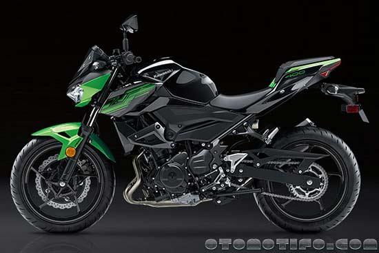 Spesifikasi Kawasaki Z400