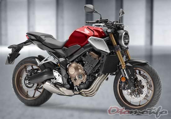 Spesifikasi dan Harga Honda CB650R