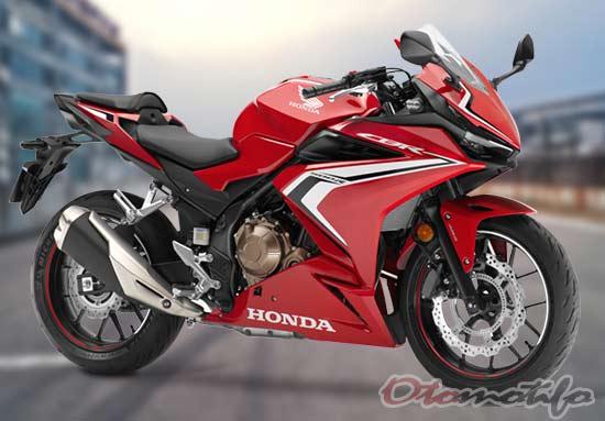 Spesifikasi dan Harga Honda CBR500R