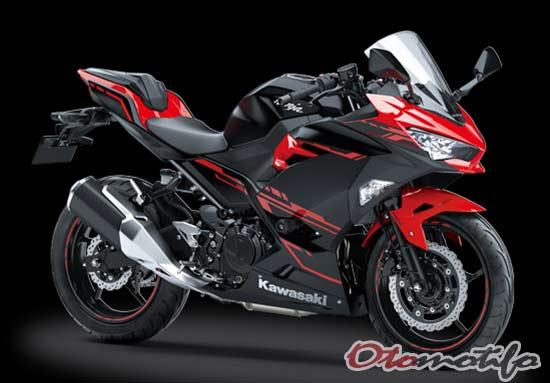 Spesifikasi dan Harga Kawasaki Ninja 250 SE