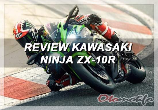 Spesifikasi dan Harga Kawasaki Ninja ZX-10R
